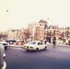 オランダ・アムステルダム。ケン&メリーだけではなくカローラも快走していた。