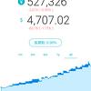 WealthNavi運用状況(2018.10.13)