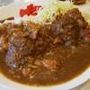 洋食すいす@御成門 で食べるカツカレーは癖になる味わい