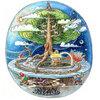 ユグドラシルと生命の樹