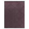 着物生地(355)紋錦紗斜め格子に花菱模様織り出し着物生地