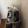 無印良品「PP収納キャリーボックス」の使用例