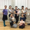 ☆ 「Mama with Baby Class (お子様連れ参加可能クラス)」 第1回レポート♪