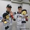 原口サヨナラHRで金本阪神100勝目!!阪神×西武 6/15