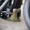 パーツ:Cult Werk「Harley Softail Front Spoiler Bobber」