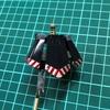 HGザクⅠ(サンダーボルトVer.)製作⑧ スミ入れしながら部分塗装