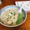 【三宿】香港麺「新記」でエビ入りワンタン麺