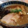 にぼし中華廣はしで濃厚にぼしラーメンを食べてきました