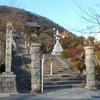 甲山の神呪寺(かんのうじ)からの眺望は最高でした。甲山森林公園から山道を歩く【兵庫県西宮市甲山町】