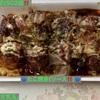 🚩外食日記(502)    宮崎ランチ  🆕 「たこ焼き 元気玉」より、【たこ焼き(ソース)】‼️