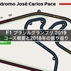 F1 ブラジルグランプリ 2019 コース概要と2018年の振り返り