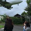 飛行機絶景@成田空港/TGのCAしゃんに出会ったよ