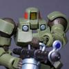 ROBOT魂 [SIDE MS] リーオー (モスグリーン) レビュー