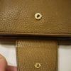 BVLGARI ブルガリの財布の修理;「予想以上の仕上がりに大変満足です!!!」   ・・・K's factory