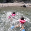 海のプカプカ遊び 延長戦