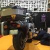 X4 typeLDエンジンオイル交換・南大阪ツーリング/オートバイ 〜今年のウインタースポーツ、開幕〜