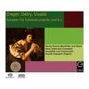 ヴィヴァルディと同時代の知られざる作曲家(ドメニコ・マリア・ドレイヤー、ルイ・デトリ)によるソナタ集