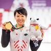 2018アジア競技大会トラック3日目は女子オムニアムで梶原悠未が金、男子個人追抜で近谷涼が銀メダルを獲得! 男子スプリントは深谷知広がセミファイナル進出、脇本雄太は1/4決勝敗退