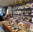 成田第一ターミナル☆プライオリティ・パスをKALラウンジで利用