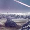 流星が、原子爆弾の力で爆発したがだれも気付かなかった