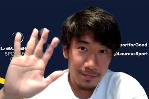 【サッカー】香川真司がスポーツを通した社会貢献活動について語る!後編