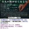 日本国民は安全な種苗を放棄した 2 ~改正種苗法が可決・成立~