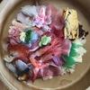 漁港前にある新鮮ボリューム満点安い店「金寿司 地魚定」でランチ
