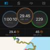 ZWIFTレスト練20201014