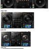 【比較】DDJ-400,800,1000【Pioneer DJ】