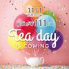 11/1は紅茶の日*お得なイベントとキャンペーン。