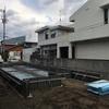 川之江の家 配筋検査