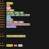 Vimメモ : カラーコードをプレビュー