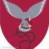 鷹の紋章。