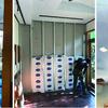 居抜き改装 カフェを美容室に 美容室独立開業の為、居抜き物件(CAFE)を改装しての美容室開業計画-4