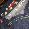 made in USA Levi's 501