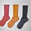 Ponte de pie!の靴下展開催中です。(荒木農園さんのお野菜本日届いています。)