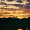 フイルム写真館 NIKON F4~その4『夜明け前の河辺』