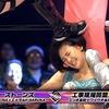 女子プロレスラー苦悶の表情
