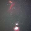 M42 と 北天