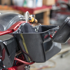 パーツ:Big Bear Choppers「Carbon Fiber Saddlebags & Rear Fender」