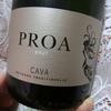 【安うま晩酌ワイン】プロア ブリュット~コク辛旨シャンパン製法のスパークリングワイン
