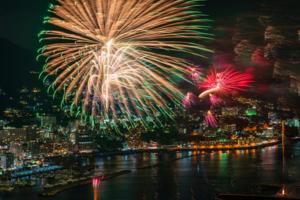 【花火】新しい花火大会のカタチ⁉ 10・30熱海海上花火大会でSNS企画「#エピソード花火」スタート!