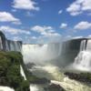 イグアスの滝!ブラジル?アルゼンチン?