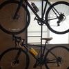 室内用自転車ディスプレイスタンド(2台掛け)はディノス企画商品