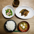 その男、42歳にして台所に立つ! 201120  豚肉と玉ねぎの中華生姜焼き他4品を作った話し。