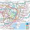 路線図は覚えるものではないらしい+地下鉄・大通り対応表
