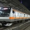 《JR東日本》【写真館251】来年以降残るのかどうか…中央線快速分割運用
