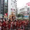 熊野神社の例大祭!祭はやはり楽しい空間(*^^*)
