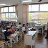 授業参観 学級懇談会 1・6年生の中央小ポルカの交流 PTA総会