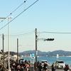 江の島ぶらぶら撮り歩き (2)江ノ島電鉄・鎌倉高校前駅 憧憬としての湘南